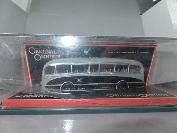 Corgi OOC 40309 Leyland Tiger Burlingham Coach Seagull Coaches Blackpool
